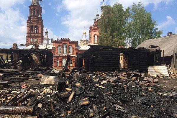 Единая Россия окажет помощь погорельцам из Осташкова